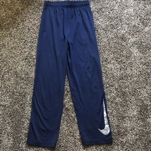 Nike Dri-fit boys pants Large